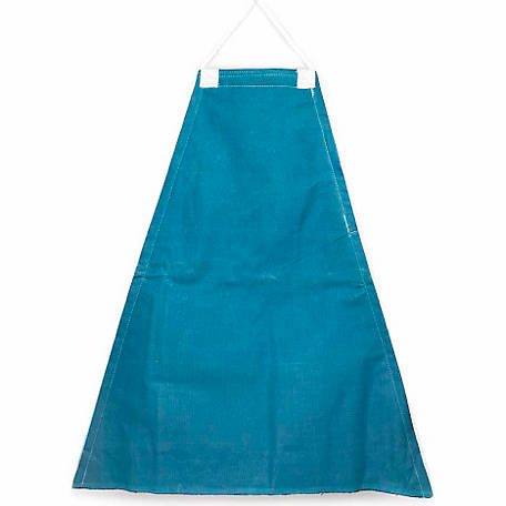 A-Bag Triangular Shaped Dust Bag with Rope, 30 in. x 30 in. x 32 in.