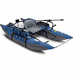 Classic Accessories Colorado XTS with Swivel Seat Pontoon Boat, Slate Blue and Grey, 56 in. W x 108 in. L