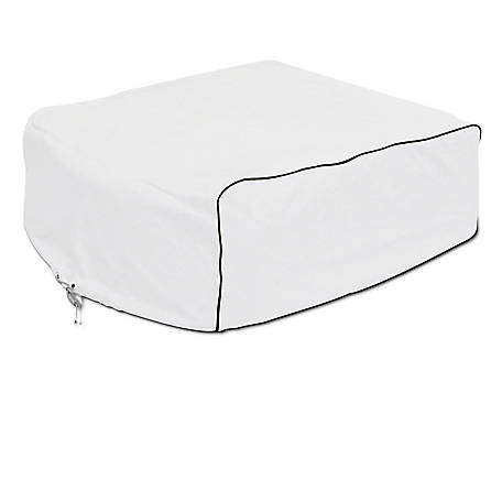 Classic Accessories Overdrive RV Air Conditioner Cover, Snow White, 12 in. x 12-1/2 in. x 32 in.