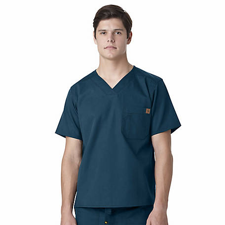 Carhartt Men's Scrubs Utility Top