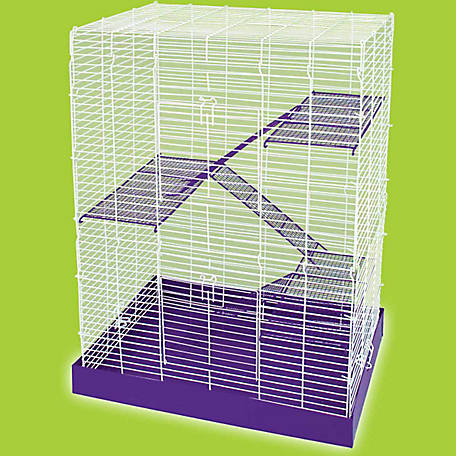 Ware Manufacturing Chew Proof 4 Story Hamster Cage