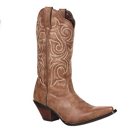 Durango Women's Crush 11 in. Scall-Upped Western Boot