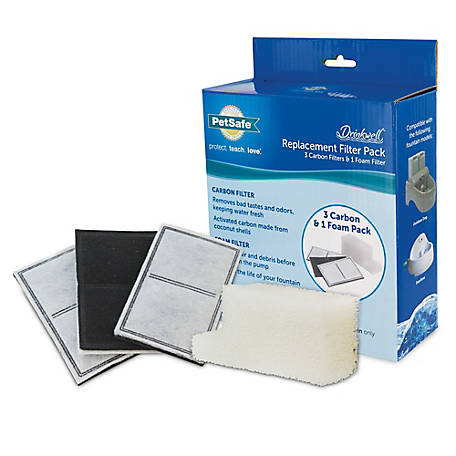 PetSafe Drinkwell Outdoor Replacement Filters & Pre-Filter