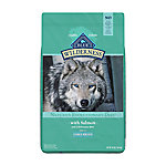 BLUE Wilderness Salmon For Large Breed Adult Dogs, 24 lb. Bag