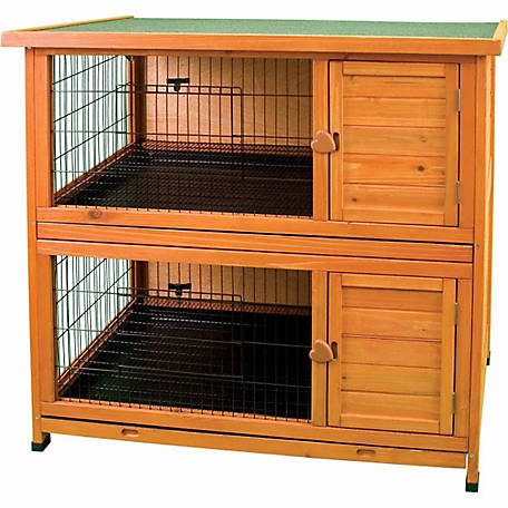 Ware Manufacturing Premium+ Double Decker Hutch