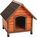 Ware Manufacturing Premium+ A-Frame Doghouse, Small