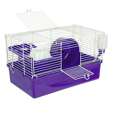 Ware Manufacturing Home Sweet Home 1 Story Hamster Cage, 01993