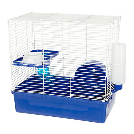 Ware Manufacturing Home Sweet Home 2 Story Hamster Cage, 01994