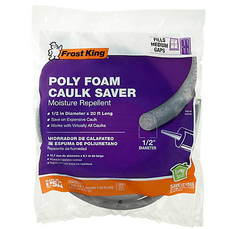 Frost King Caulk Saver