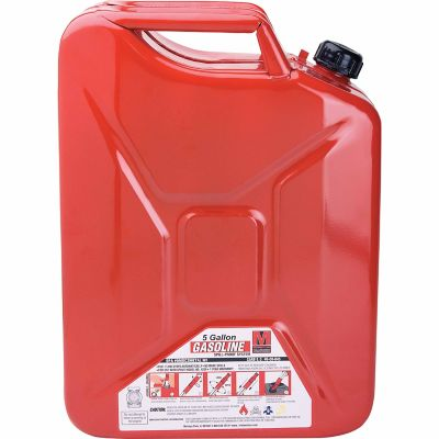 Buy Midwest Can 5-Gallon Metal Gas Can Online