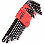TEKTON 13-Piece Long Arm Ball Hex Key Wrench Set, Metric