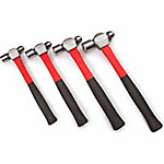 TEKTON 4-Piece Ball Pein Hammer Set