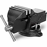 TEKTON 4 in. Swivel Bench Vise