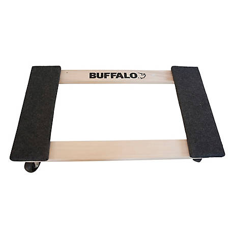 Buffalo Tools Furniture Dolly, 1,000 lb. Load Capacity, 400094