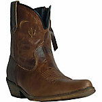 Dingo Women's Adobe Rose Western Ankle Boot
