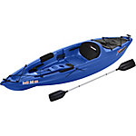 Sun Dolphin Bali 10 SS Kayak with Paddle, Blue