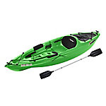 Sun Dolphin Bali 10 SS Kayak with Paddle - Lime