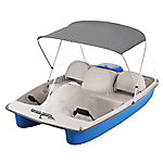 Sun Dolphin Water Wheeler ASL Electric with Canopy, Blue