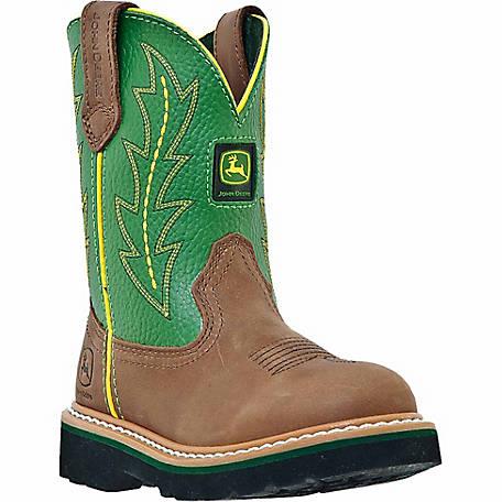 1ff65201be3d John Deere Children s Johnny Popper Western Boots