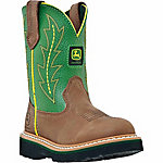 John Deere Youth Johnny Popper Western Boots