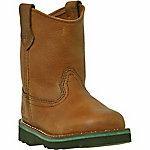 John Deere Infant Johnny Popper Western Boots