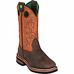 John Deere Children's Johnny Popper Western Boots