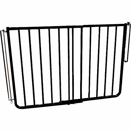 Cardinal Stairway Special Outdoor Safety Gate, 27 in. to 42 in. W x 29-1/2 in. H