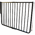 Cardinal Wrought Iron Decor Gate, 27 in. to 42-1/2 in. W x 29-1/2 in. H