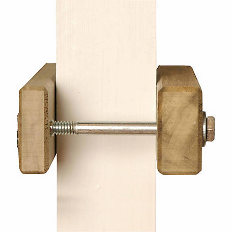 Cardinal Large Square Clamp, Natural