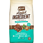 Merrick Limited Ingredient Diet Grain Free Real Duck & Chickpeas Recipe Dry Dog Food, 22 lb. Bag