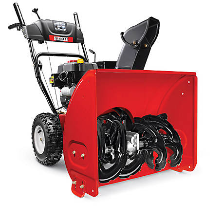Huskee 24 in. Two-Stage Snow Blower, 31AM6BHE731
