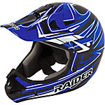 Raider Youth Rush MX Helmet