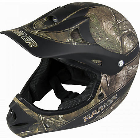 Raider Ambush Youth MX Helmet