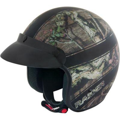 Raider Ambush Open Face Helmet