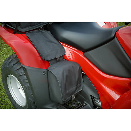 Raider ATV Fender Bag, Black