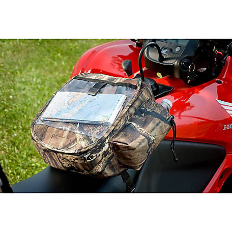 Raider ATV Gear/Map Bag, Mossy Oak Infinity Camo