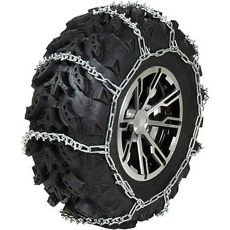 Raider ATV/UTV Tire Chains, 51 in. L x 14 in. W