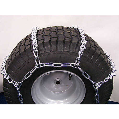 Peerless Chain ATV Tire Chains, 24x10x12 - 22x11.00x8