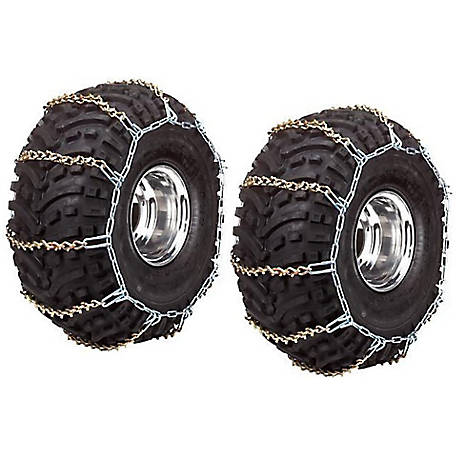 Raider ATV/UTV Tire Chains, 66 in. L x 16 in. W