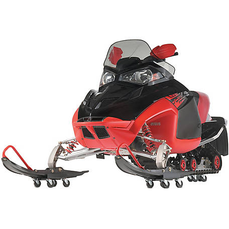 Raider Mini Snowmobile Dolly Set