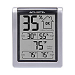 AcuRite Indoor Temperature and Humidity Monitor