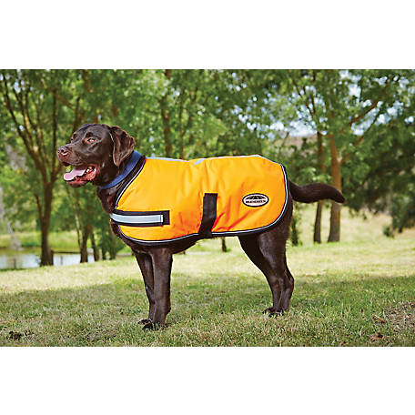 WeatherBeeta ComFiTecReflective Parka 300D Dog Coat