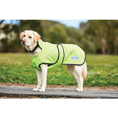 WeatherBeeta ComFiTec Windbreaker 420D Deluxe Dog Coat