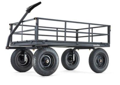 groundwork steel garden cart, 1,400 lb capacity at tractor supply co cartoon crazy cart #1