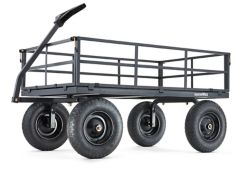 Shop GroundWork 1400 lb. Capacity Heavy Duty Barn Wagon at Tractor Supply Co.