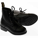 Saxon Women's Equileather Lace-Up Boots