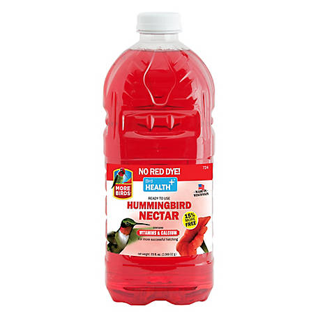 Homestead Natural Red Carmine Ready-to-Use Nectar, 73 oz.