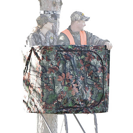 Rivers Edge RE753 Standard 2-Person Treestand Curtain