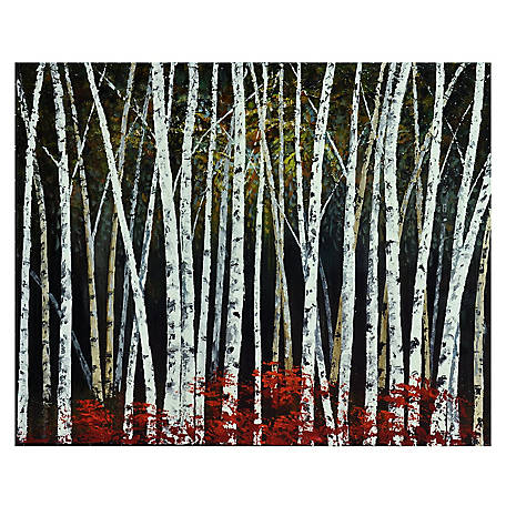 Crestview Standing Tall Canvas, 40 in. x 50 in.