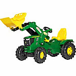 Kettler John Deere Farm Trac Pedal Tractor With Front Loader